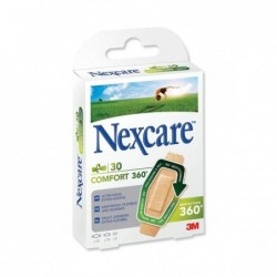 Pansements Nexcare Comfort 360°
